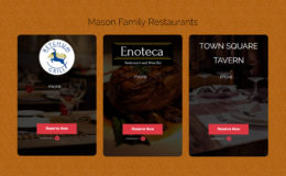Mason Family Restaurants