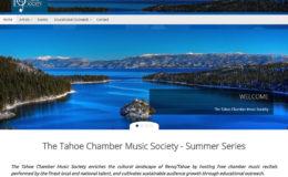 tahoe chamber music society