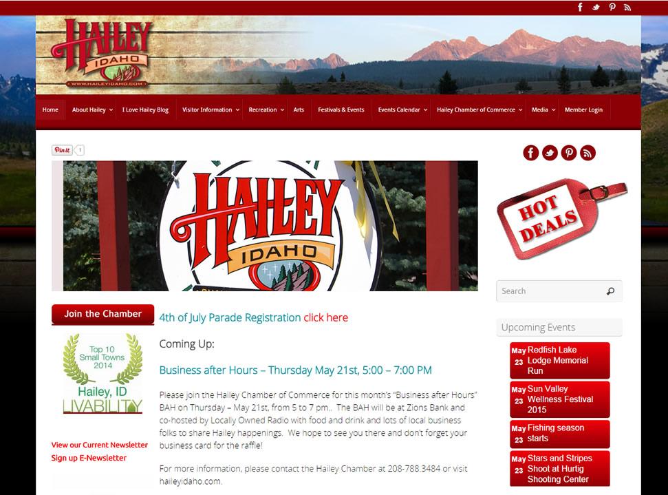 Hailey Idaho
