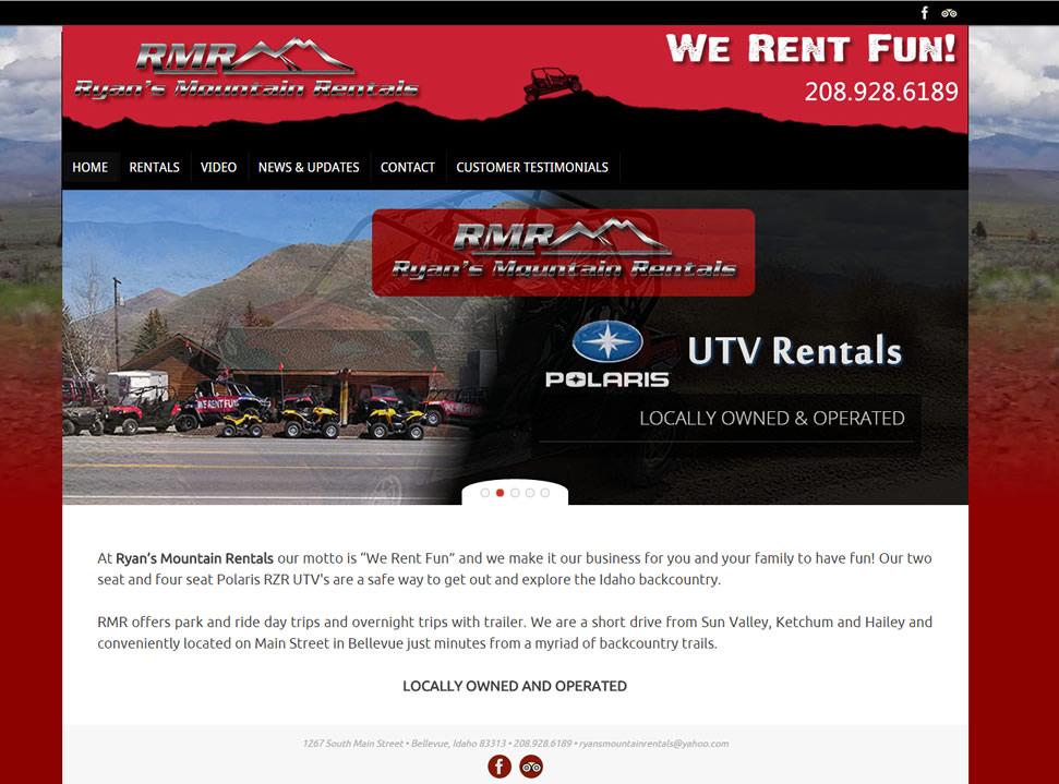 Ryan's Mountain Rentals