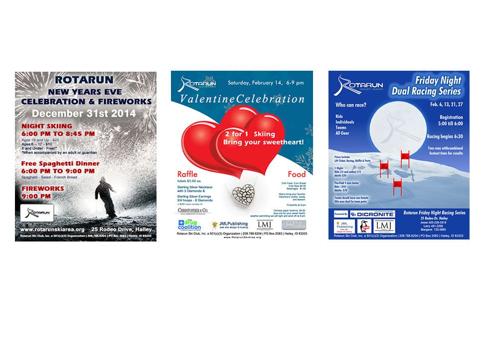 Rotarun – Posters