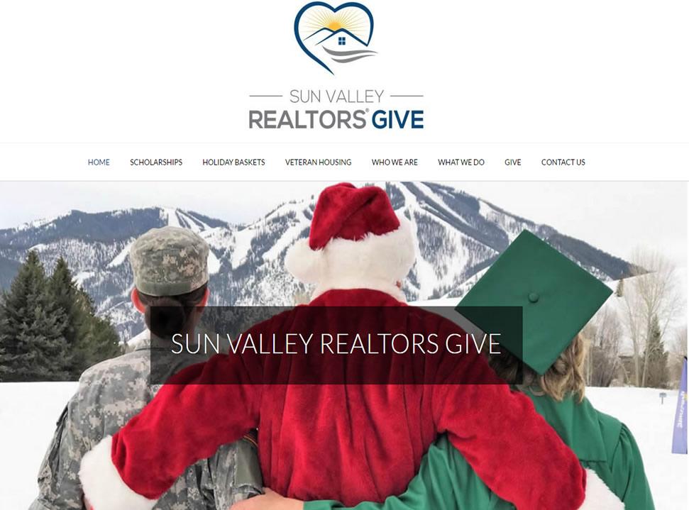 Sun Valley Realtors Give